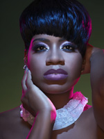 Fantasia confirms she's single and happy.
