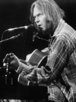 NEIL YOUNG POSTS SECOND 'FIRESIDE SESSIONS' CONCERT ON WEBSITE