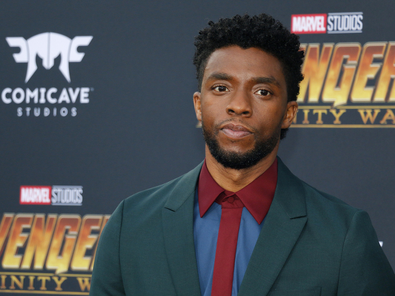 Chadwick Boseman Sparks Concern After Photo Showing Weight Loss Vermilion County First