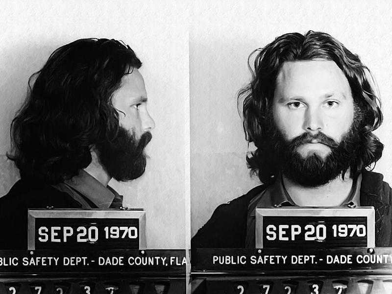 The Doors Saw Jim Morrison As A Liability Says Road Manager Nights With Alice Cooper