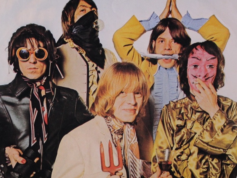 Flashback The Rolling Stones John Lennon Eric Clapton The Who Film The Rock And Roll Circus Nights With Alice Cooper