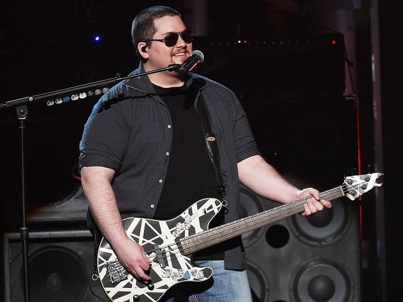 Wolfgang Van Halen On Solo Debut I M Just Trying To Be Me Nights With Alice Cooper