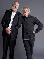 THE WHO SIGN ON FOR LONDON TEENAGE CANCER TRUST BENEFIT