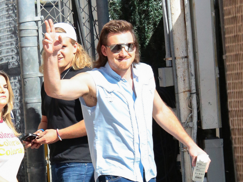 Morgan Wallen Charts Third Number One Hit Vermilion County First