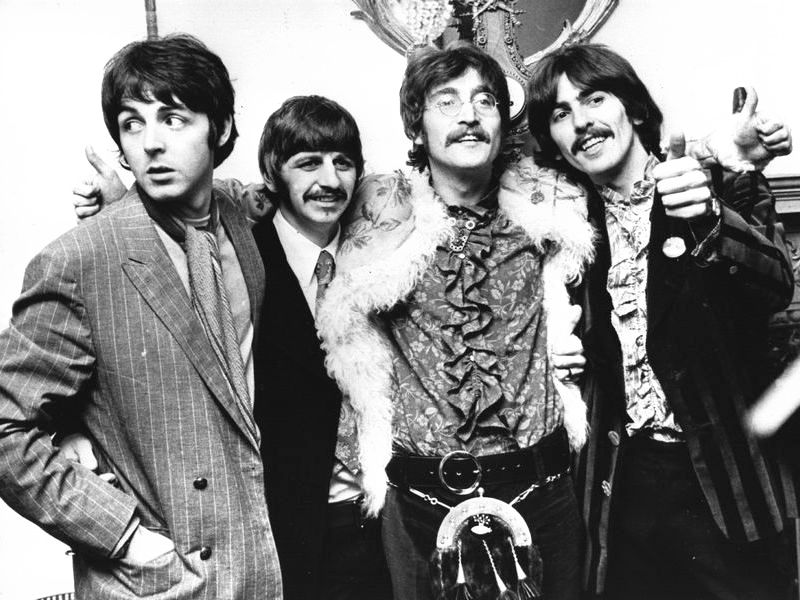 Flashback The Beatles Release Sgt Pepper S Lonely Hearts Club Band Vermilion County First