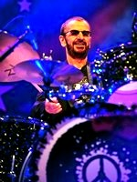 RINGO STARR, MAX WEINBERG, & MATT CAMERON LEAD 'COME TOGETHER' COVER TO END WORLD HUNGER