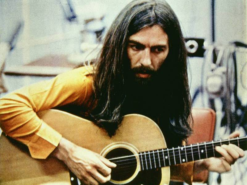 NEW GEORGE HARRISON PHOTO BOOK CHRONICLES EARLY SOLO ERA