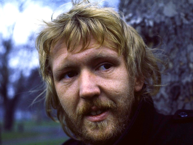 """Flashback: Harry Nilsson Begins Recording 'Everybody's Talkin"""" 