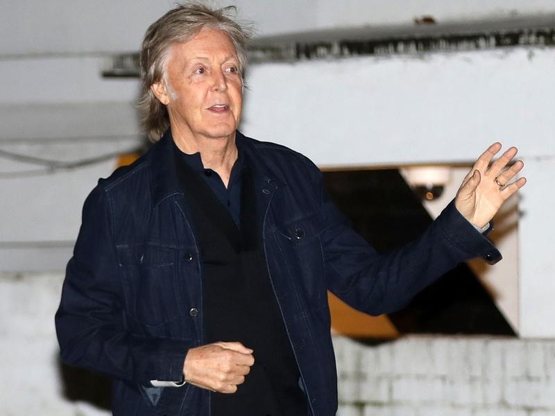 Report: Paul McCartney Releasing 'McCartney III' In December