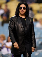RECOVERING FROM COVID-19 GENE SIMMONS SAYS HE'S FINE, 'THANKS TO THE VACCINE'